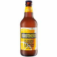 Brothers - Cloudy Lemon - 4,0% alc.vol. 0,5l - Fruchtcider