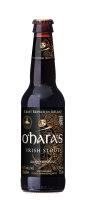 OHaras - Irish Stout - 4,3% alc.vol. 0,33l - Stout