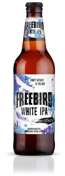 OHaras - Freebird - 5,0% alc.vol. 0,5l - White IPA