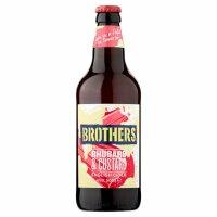 Brothers - Rhubarb & Custard - 4,0% alc.vol. 0,5l -...