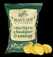 Mackies of Scotland 150g - Mature Cheddar & Onion