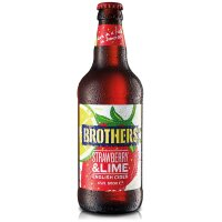 Brothers - Strawberry & Lime - 4,0% alc.vol. 0,5l -...