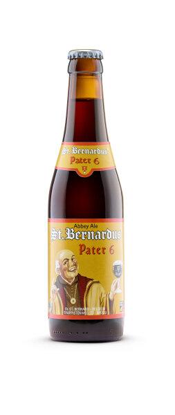 St. Bernardus Pater 6 - 6,7% alc.vol. 330ml - Dubbel