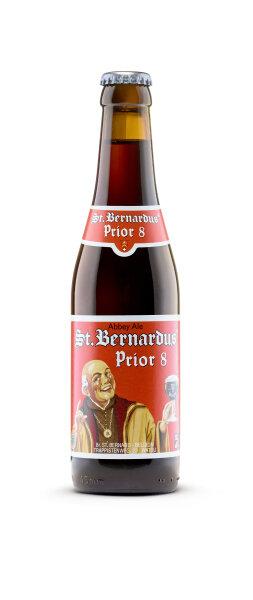 St. Bernardus Prior 8 - 8,0% alc.vol. 330ml - Dubbel