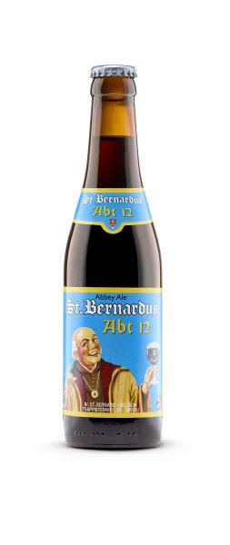 St. Bernardus Abt 12 - 10,0% alc.vol. 330ml - Quadrupel