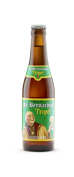 St. Bernardus Tripel - 8,0% alc.vol. 330ml - Tripel
