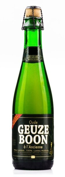 Boon - Oude Geuze - 7,0% alc.vol. 0,375l - Lambic