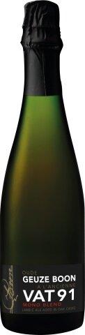 Boon - Oude Geuze VAT 91 - 8,0% alc.vol. 0,375l - Mono Blend