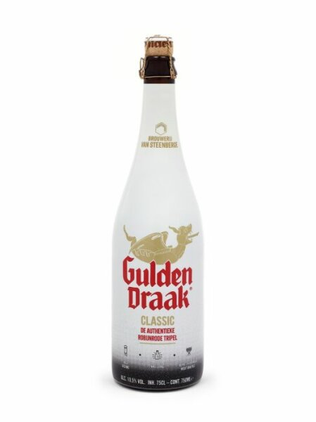 Gulden Draak Classic - 10,5% alc.vol. 750ml - Triple