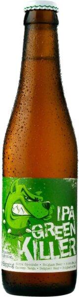 Silly Green Killer - 6,5% alc.vol. 330ml - India Pale Ale