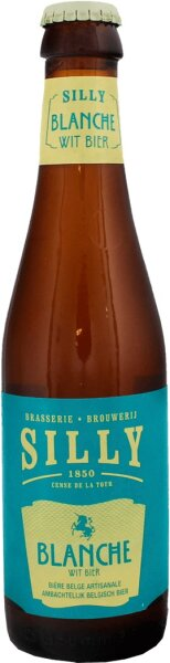 Silly Blanche - 5,0% alc.vol. 250ml - Witbier