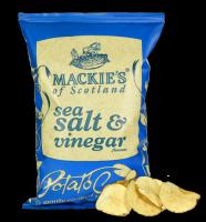 Mackies of Scotland 40g - Sea Salt & Vinegar