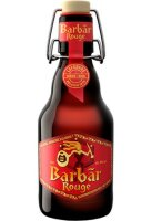 Lefebvre Barbar Rouge - 8,0% alc.vol. 330ml - Honigbier +