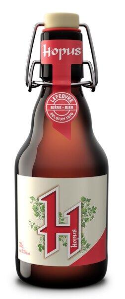 Lefebvre - Hopus - 8,3% alc.vol. 0,33l - Helles