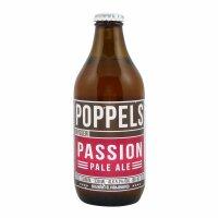 Poppels - Passion Pale Ale - 5,2% alc.vol. 0,33l - Pale Ale