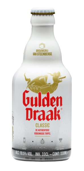 Gulden Draak Classic - 10,5% alc.vol. 330ml - Tripel