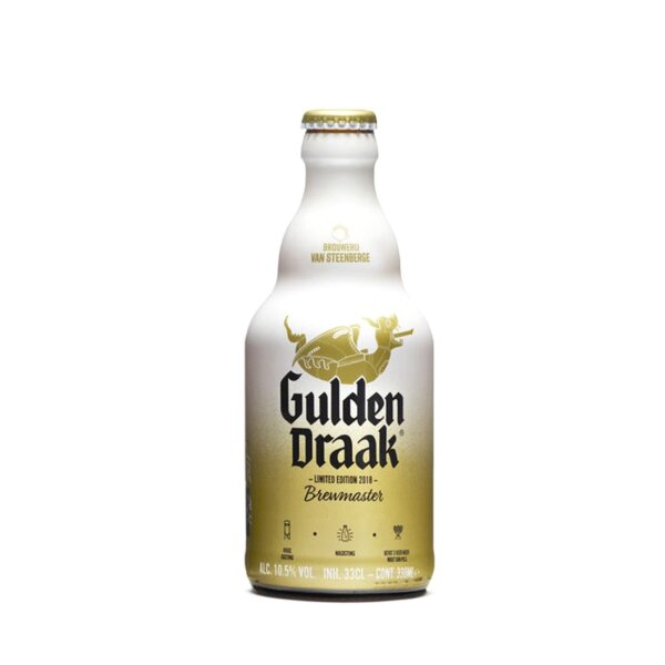 Gulden Draak Brewmaster  - 10,5% alc.vol. 330ml - Special Edt.