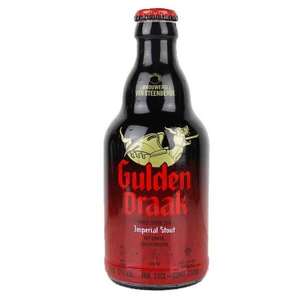Gulden Draak Imperial Stout - 12,0% alc.vol. 330ml - Imp. Stout