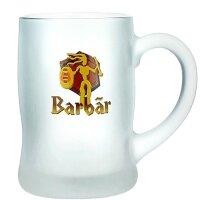 Lefebvre - Barbar Bierglas - 33cl Bierkrug