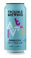 Trouble Ambush Can - 5,0% alc.vol. 0,44l - Juicy Pale Ale