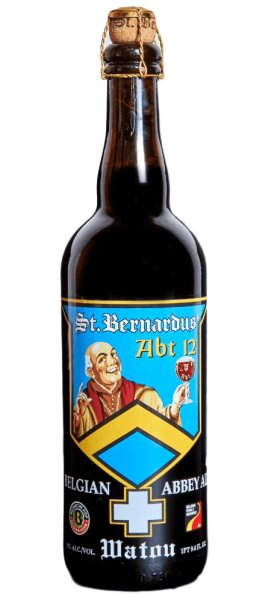 St. Bernardus Abt 12 - 10% alc.vol. 750ml - Quadrupel
