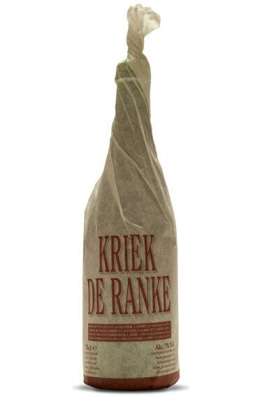 De Ranke - Kriek - 7,0% alc.vol. 0,75l - Kirsch Sour
