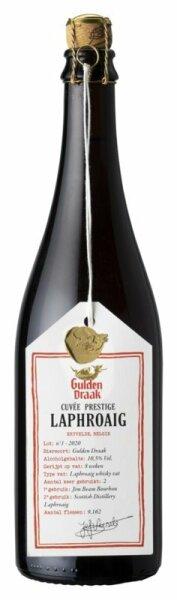 Gulden Draak Cuveé Laphroaig - 10,5% alc.vol. 750ml - Barrel Aged