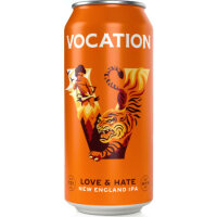 Vocation Love & Hate - 7,2% alc.vol. 0,44l - NEIPA
