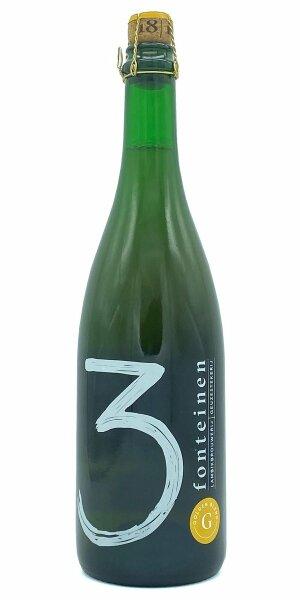 3 Fonteinen - Oude Geuze Golden Blend - 7,5% alc.vol. 750ml - Geuze