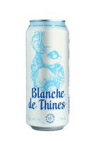 Belgo Sapiens - Blanche de Thines Can - 4,8% alc.vol....