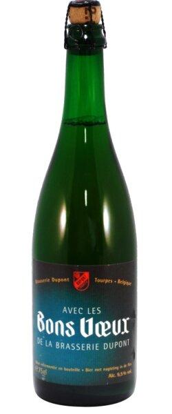 Dupont - Avec Les Bons - 9,5% alc.vol. 750ml - Blond