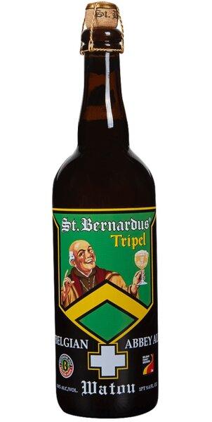 St. Bernardus Tripel - 8,0% alc.vol. 750ml - Tripel