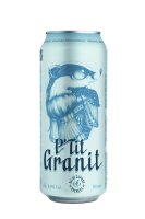 Belgo Sapiens - Ptit Granit Can - 4,9% alc.vol. 500ml -...