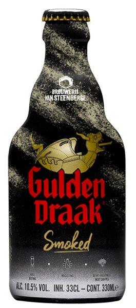 Gulden Draak - Smoked - 10,5% alc.vol. 330ml - Smoked Beer