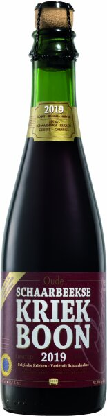 Boon Schaarbeekse Oude Kriek - 6,0% alc.vol. 375ml - Limited Edt.