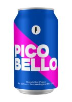 Brussels Beer Project - Pico Bello Can - 0,3%...