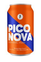 Brussels Beer Project - Pico Nova Can - 0,3%...