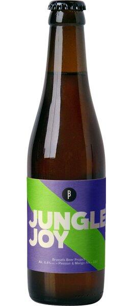 Brussels Beer Project - Jungle Joy - 5,9% alc.vol.0,33l - Passion Dubbel