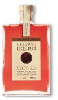 Lyme Bay Sloe Gin - 26,0% alc.vol. 0,35l - Reserve Lique