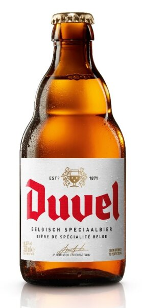 Duvel - 8,5% alc.vol. 330ml - Belgian Strong Golden Ale