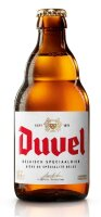 Duvel - 8,5% alc.vol. 330ml - Belgian Strong Golden Ale