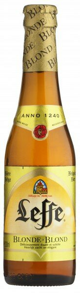 Leffe Blonde - 6,6% alc.vol. 330ml - Blond