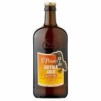 St. Peters - Suffolk Gold Glutenfree - 4,9% alc.vol. 0,5l...