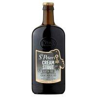 St. Peters - Cream Stout Gluten Free - 6,5% alc.vol. 0,5l...