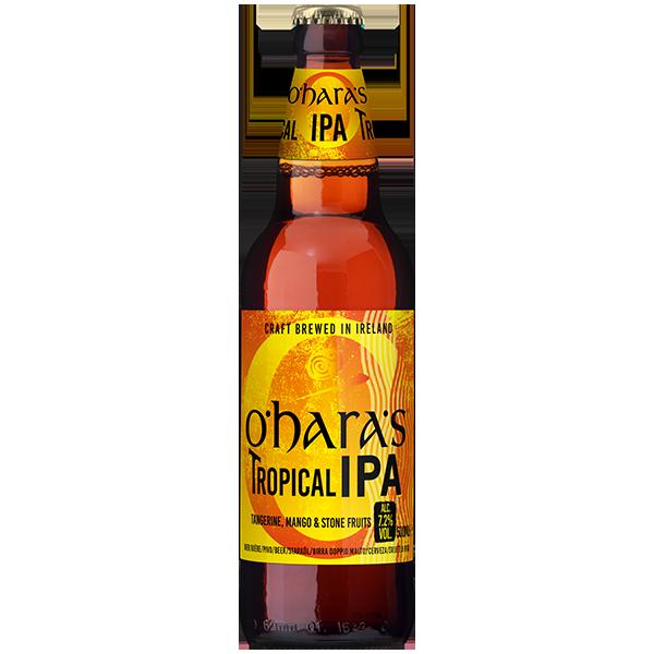 OHaras - Tropical IPA - 7,2% alc.vol. 0,5l - IPA