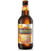Brothers - Honey Comb - 4,0% alc.vol. 0,5l - Fruchtcider