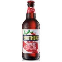 Brothers - Strawberries & Cream - 4,0% alc.vol. 0,5l...