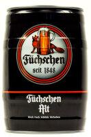 Füchschen - Alt - 4,8% alc.vol. 5l Partyfass - Altbier