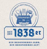 Schumacher - 1838er - 5,0% alc.vol. 0,33l - Altbier
