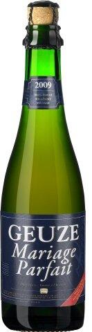 Boon - Geuze Mariage Parfait 2016 - 8,0% alc.vol. 0,375l - Lambic